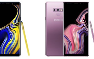 Samsung unveils new Galaxy Note 9 smartphone and its first smart speaker