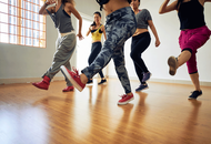 Free hip hop dance class tonight at Aurora Studios in Belfast