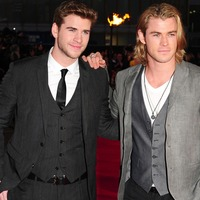 Liam Hemsworth wishes older brother Chris happy birthday saying 'You're my hero'