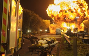 BBC's Casualty bids farewell to a character in dramatic episode