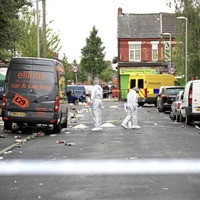 Ten people taken to hospital after reports of gunshots at Manchester street party