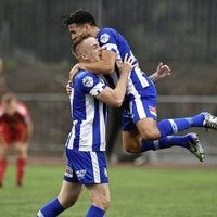 Oran Kearney tight lipped about Coleraine targets after win at Cliftonville