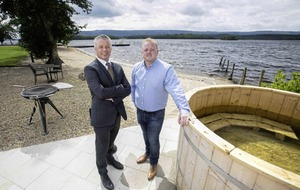 Harbouring growth in Fermanagh as resort completes £1m expansion