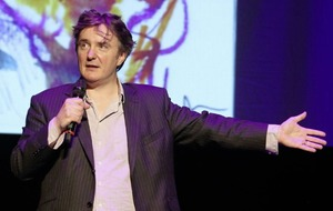 Dylan Moran on bringing new stand-up tour Dr Cosmos to Ireland