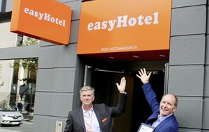 £5m easyHotel Belfast opens after receiving 'guest house' certification