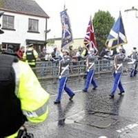 Loyalist parade route restricted through Rasharkin