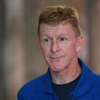 Tim Peake jokes about packing away his spandex after missing out on Strictly