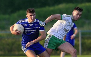 Ryan Trainor penalty edges Burren past Loughinisland in Down SFC