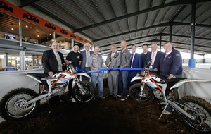 First of its kind £400k indoor electric motocross track opens in Moira