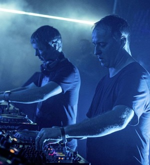 Sasha & John Digweed on Belfast debut at Custom House Square