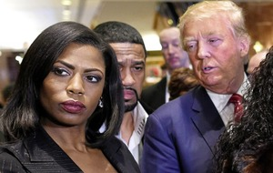 Trump calls former adviser Omarosa Manigault Newman 'a dog' after audio recordings released