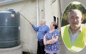 Tyrone family's disgust at theft of oil from dying man's home