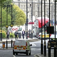 Midlands addresses searched after a suspected terror attack outside Houses of Parliament