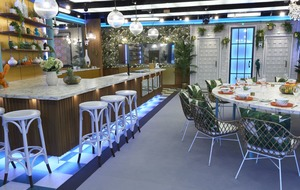 First look at Celebrity Big Brother's lavish new tropical-themed design
