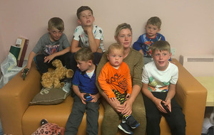 Family-of-seven who slept in Garda station 'could get home for extra €400'