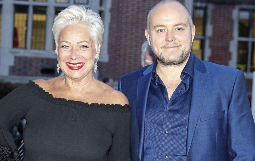 Denise Welch And Her Husband Lincoln Townley