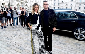 Robbie Williams shares details of proposal to wife Ayda