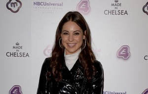 Made In Chelsea's Louise Thompson shares engagement picture