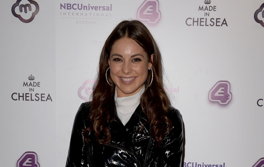 0e65a6518c Made In Chelsea's Louise Thompson shares engagement picture - The ...
