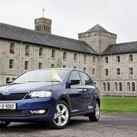 Francis gets Skoda Popemobile for Irish trip