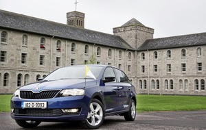 Francis gets Skoda Popemobile for Irish trip