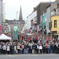 Video: Omagh remembers its dead