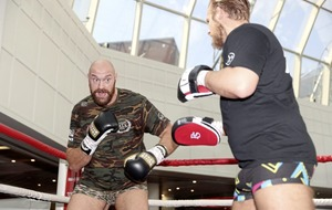 Tyson Fury not worried that Deontay Wilder will be ringside for Windsor fight