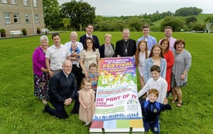 Armagh festival celebrates the 'mini church' of the family