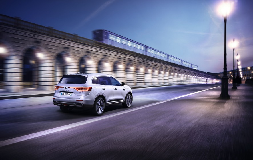 Renault Koleos: Jumbo SUV packs plenty of va-va-Room