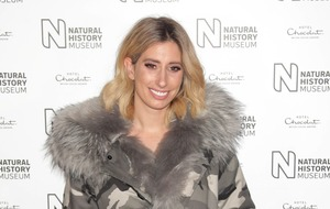 Stacey Solomon praised for celebrating her 'extra tummy fold'
