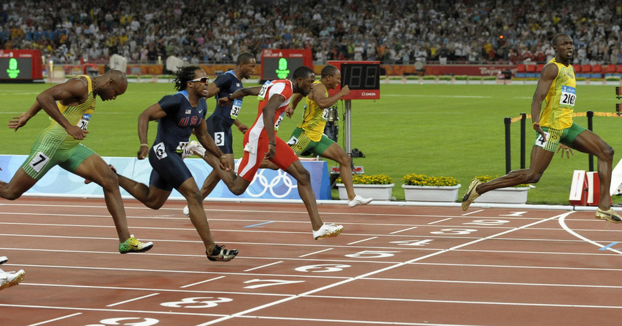 On This Day - August 16, 2008: Usain Bolt breaks world ...