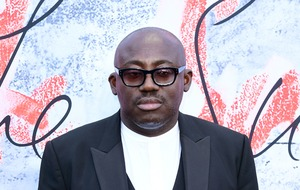 Edward Enninful: I never think in terms of sex or gender