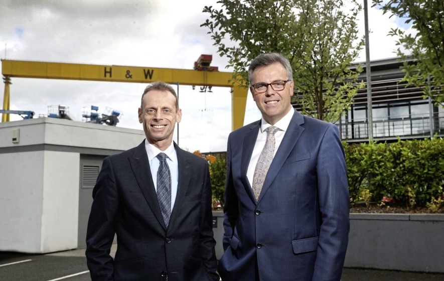 Multinational law firm Fieldfisher sets up Belfast office, creating 125 jobs