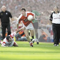Where are they now? Former Armagh forward Ronan Clarke takes a walk down memory lane...