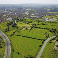 Former St Patrick's training school site in west Belfast up for sale
