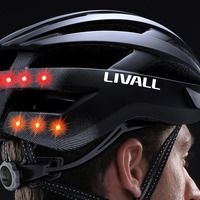 This smart bike helmet can send an emergency text in event of accident
