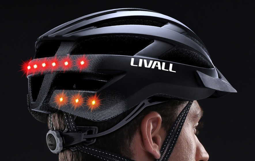 21fbe5af01c ... bike helmet can send an emergency text in event of accident. The Livall  MTL Bluetooth Enabled Smart Helmet uses a motion sensor to detect  collisions and ...