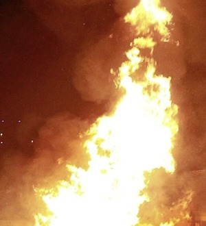 Analysis:  Annual August bonfire is a battle for Derry's Bogside