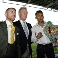 Cristofer Rosales warns Paddy Barnes not to run away 'like a wee chicken' in Windsor world title showdown