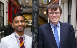 University Challenge stars Monkman and Seagull land TV series