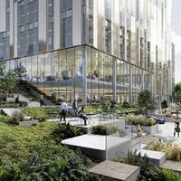Positive outlook on office landscape