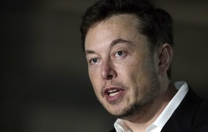 Elon Musk: Stress taking its toll in 'excruciating' year