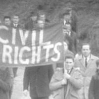 Documentary to mark 50th anniversary of the first civil rights march in 1968