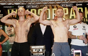 "Carl Frampton says there's ""not a chance"" Luke Jackson will spoil party at Windsor Park"