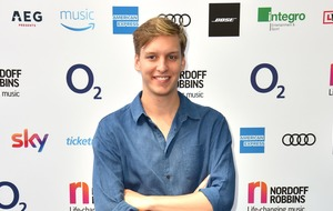 George Ezra shoots back to number one in UK singles chart