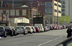 Temporary relief road to be opened in Titanic Quarter to alleviate congestion caused by new bus lanes
