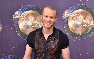 Jonnie Peacock joins call for same-sex couples on Strictly Come Dancing