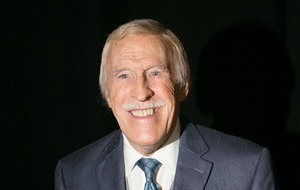 Sir Bruce Forsyth's ashes laid to rest at London Palladium