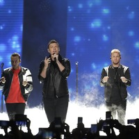 Backstreet Boys fans injured in US storm