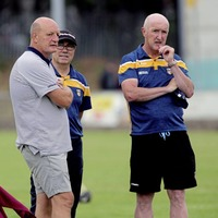 Antrim hurling set to lose joint-manager Terence McNaughton